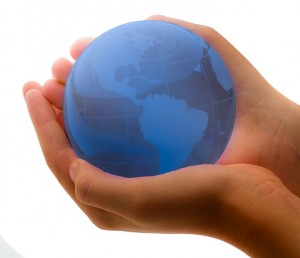 Blue_Earth_In_Child's_Hands